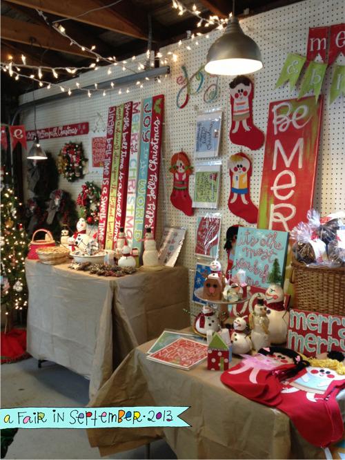 A Fair in September Christmas