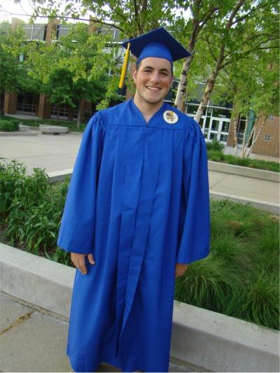 Riley graduates