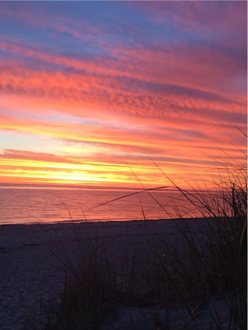 Cape cod sunrise 2