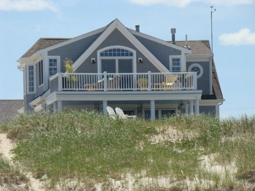 Cape cod beachhouse