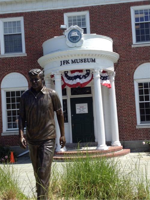 Cape cod jfk museum