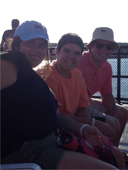 Cape cod ferry