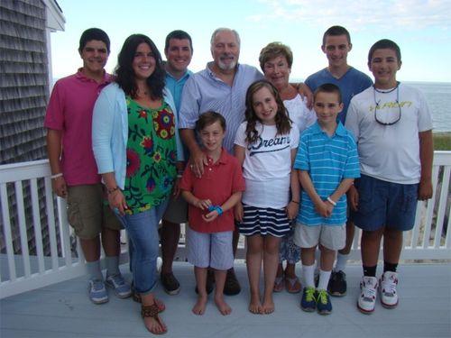 Cape cod grandkids