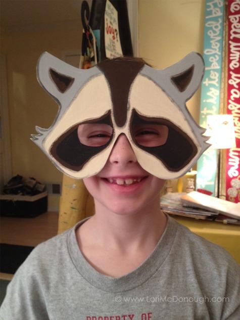 Cole raccoon