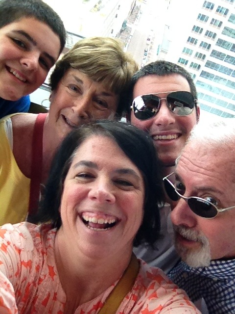 Monument circle family