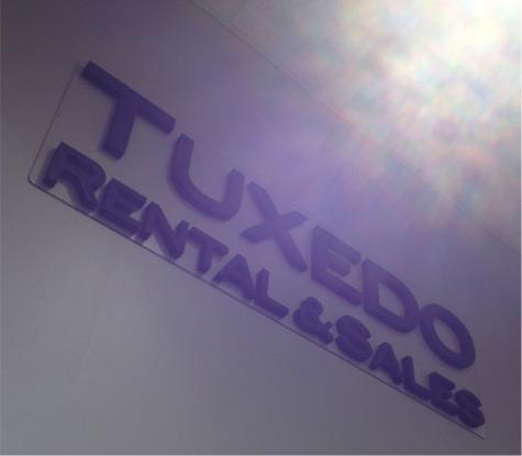 Prom tux rental