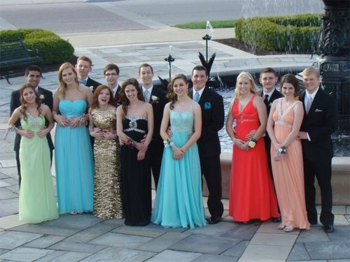 Prom group