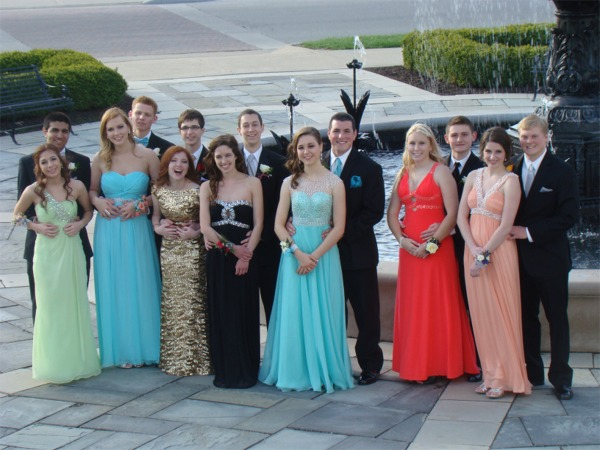fresh picked whimsy: Prom