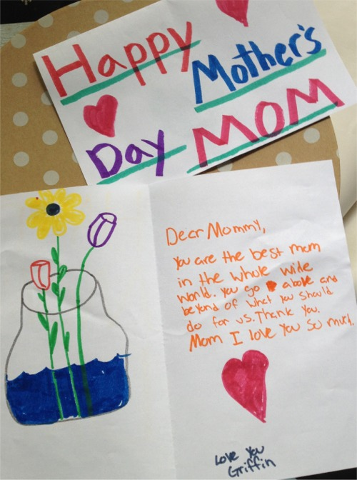 Moms day cards 2014