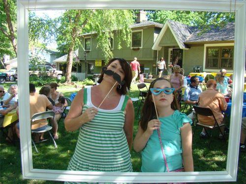 Riley grad party