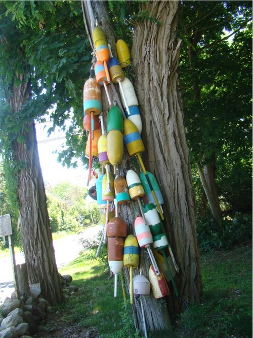Cape cod buoys