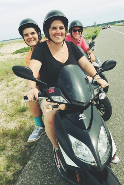 Cape cod mopeds