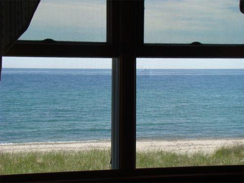 Cape cod window