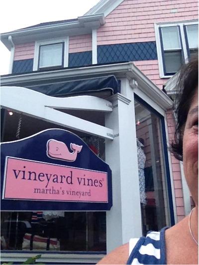 Cape cod vineyard vines pricey