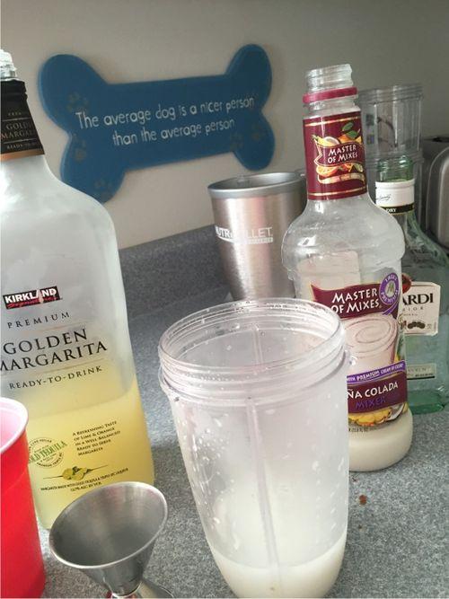 GS cocktails