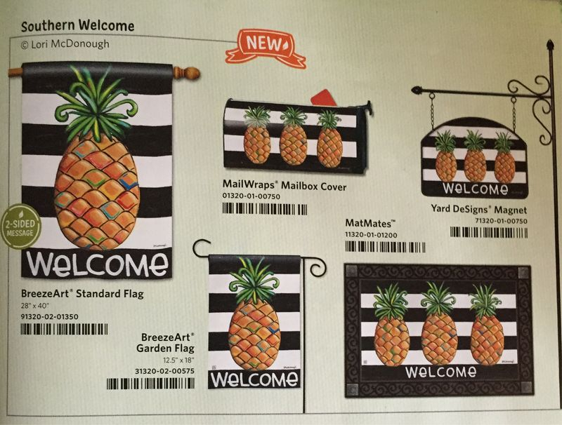 Pineapple products