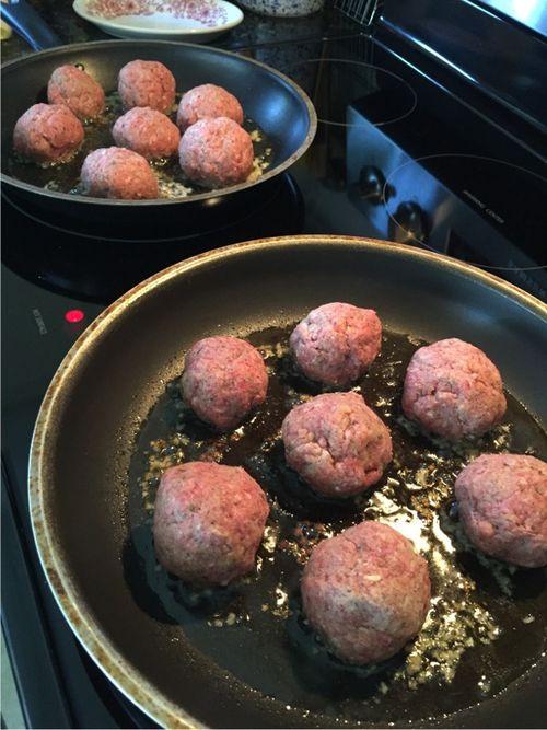 Moms meatballs
