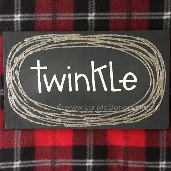 Twinkle sign