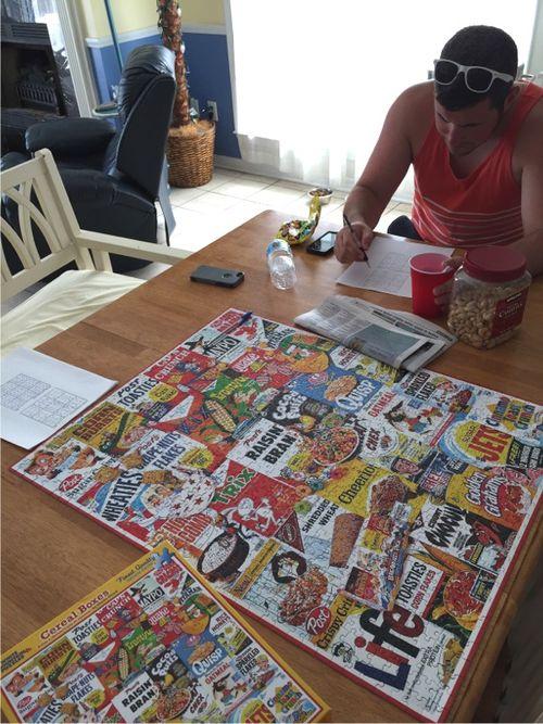 GS puzzle
