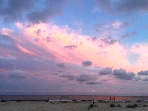 GS pink sunset