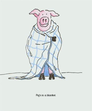Pigsinablanket